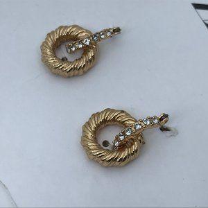 Zara Jewelry Earrings Gold Plated women Ear Jewelr